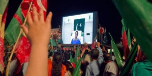 Bedridden Imran makes Final Appeal to Voters