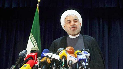 Iran presidential candidates clash over nuclear approach