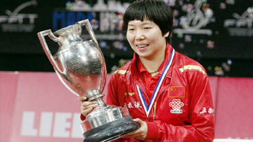 Li wins world title, completes grand slam
