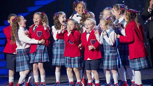 Luminites & Pre Skool win Britain's Got Talent 3rd semi-final
