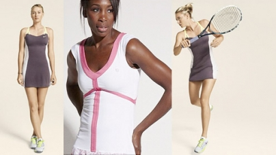 Maria and Venus reveal smashing new outfits