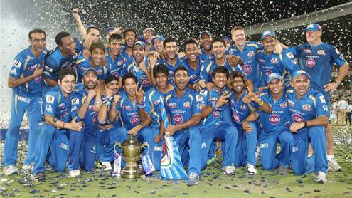 Mumbai Indians crush CSK to lift maiden title