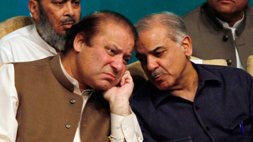 Nawaz to take on foreign, defence portfolios himself: sources