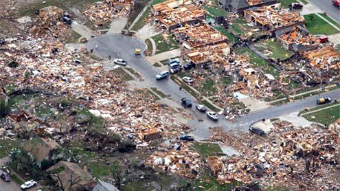 Oklahoma tornado damage could top $2 billion