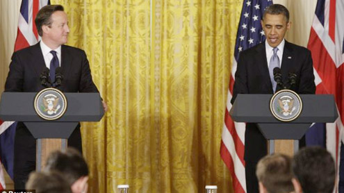 PM to unveil Tory Bill promising a referendum & Obama praises his plan