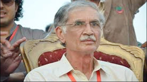 PTI CM to take over KP on 31st