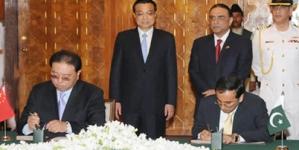Pakistan, China ink accords on Economic Corridor Plan, maritime cooperation
