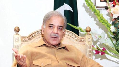 Punjab Chief Minister Shahbaz Sharif