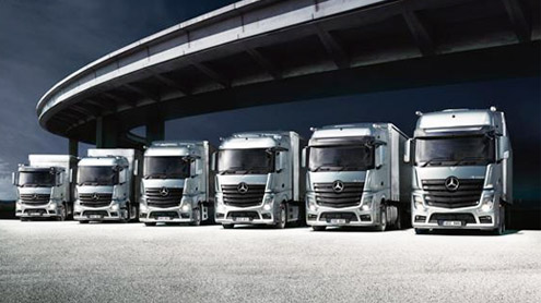 Saudi women take the wheel in truck-building industry
