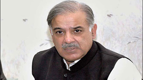 Shahbaz to be Punjab CM for the third time