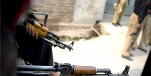 Three PTI supporters gunned down