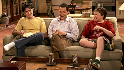 'Two and a Half Men' Adds a Little Lady