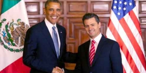 US President Obama agrees trade boost in Mexico visit