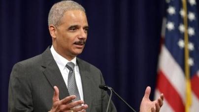 US media boycott of off-the-record Eric Holder meeting