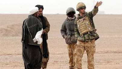 Up to 600 Afghan interpreters risked their lives to live in the UK