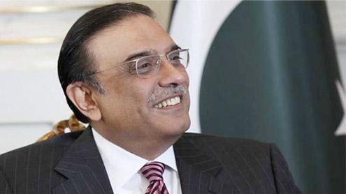 Zardari in Lahore; to meet Punjab PPP leaders today