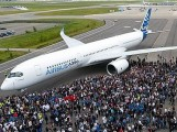 Airbus A350 Set for Maiden Flight