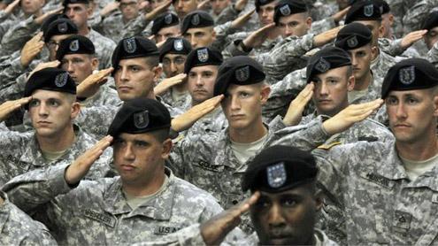 Army to cut brigades at 10 US bases