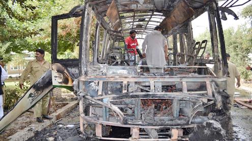 Balochistan attacks