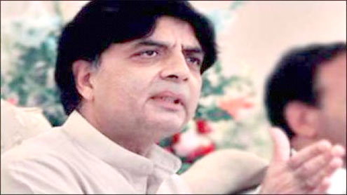 All stakeholders to play role for Balochistan peace: Nisar