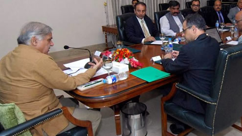 Minimum Wage to Hit Rs 15,000: Shahbaz