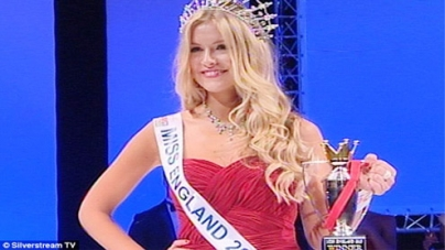Kirsty Heslewood voted as 2013's Miss England