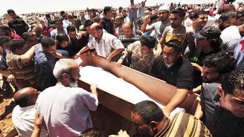 Benghazi clash