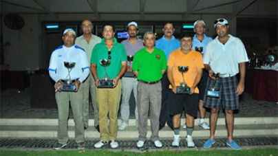Mohsen, Hamza sparkle in Royal Palm Monthly Medal Golf