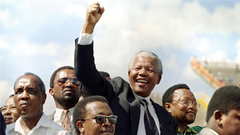Nelson Mandela in critical condition days before Obama visit