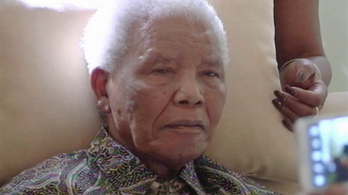 Nelson Mandela 'unresponsive for days'