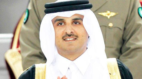New Qatari emir extends conciliatory hand to all