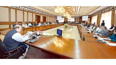 PM chairs high level meeting; cabinet committee on energy constituted