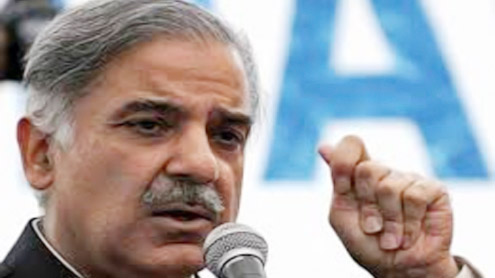 PML-N to end police culture forever, vows Shahbaz