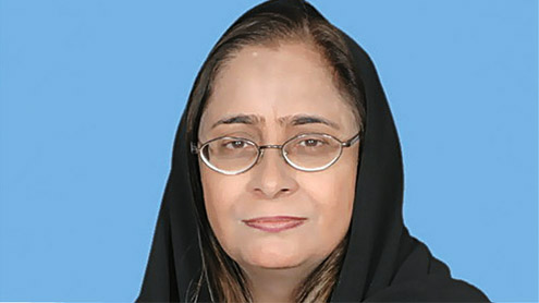 PPP to appoint Azra Afzal as PAC chief