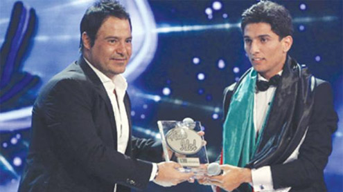 Palestinian joy as Gaza singer wins Arab Idol