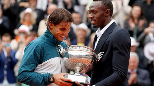 Rafael Nadal wins French Open after beating David Ferrer claim Eighth title Roland Garros