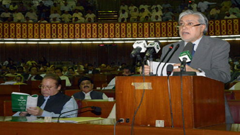 Rs 3.591 trillion Federal Budget unveiled