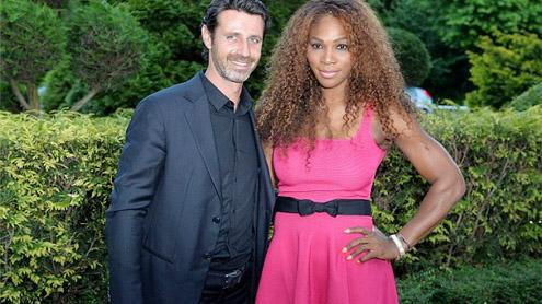 Serena finally meets her match