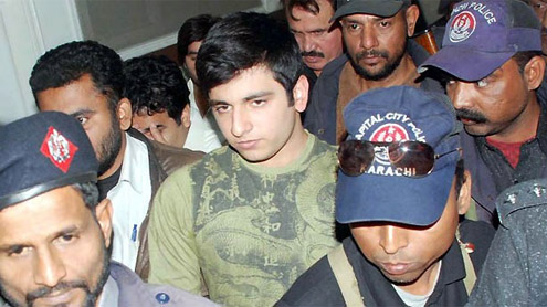 Shahrukh Jatoi sentenced to death