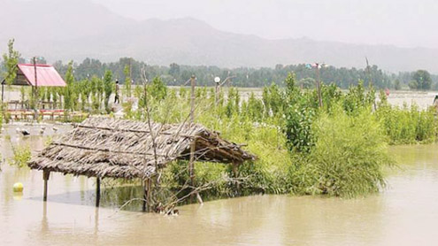 Threat of flood looming large in Swat