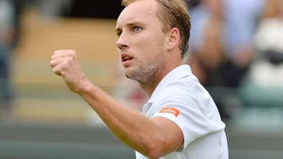 Unknown world No 135 Darcis tastes sweetest victory