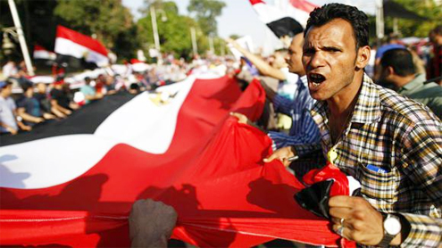 3 killed in clashes as Egypt erupts with protests