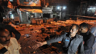 80 rounded up in Lahore blast probe