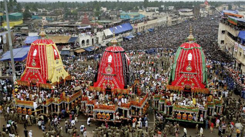 Ahmedabad turns into fortress for 'rath yatra'