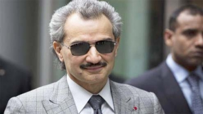 Alwaleed tops list of 50 Most Influential Arabs