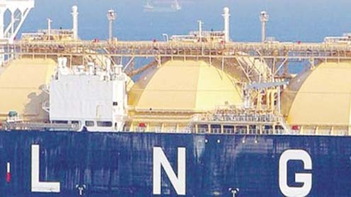 ECC approves construction of LNG terminals