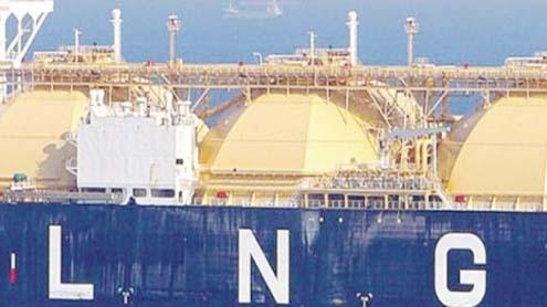 ECC approves construction of LNG terminals