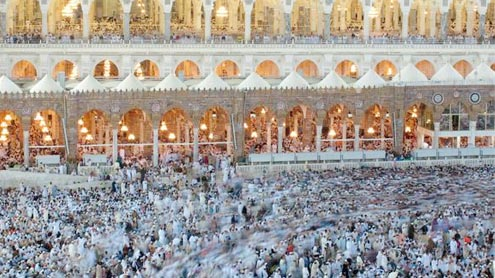 Grand Mufti: Itikaf need not be confined to Grand Mosque