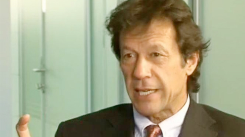 Imran leaves for UK amid growing health concerns