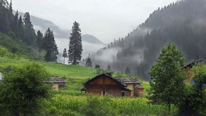 Kashmir sees rare boom in tourism